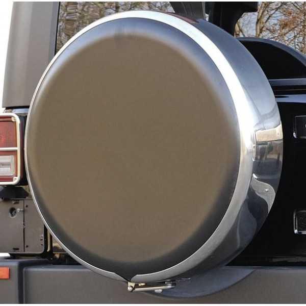 Disque De Protection En Abs Noir Pour Couvre Roue Diam 81cm Toyota