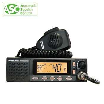 POSTE CB JOHNSON II ASC 40 CX AM-FM Multi Normes