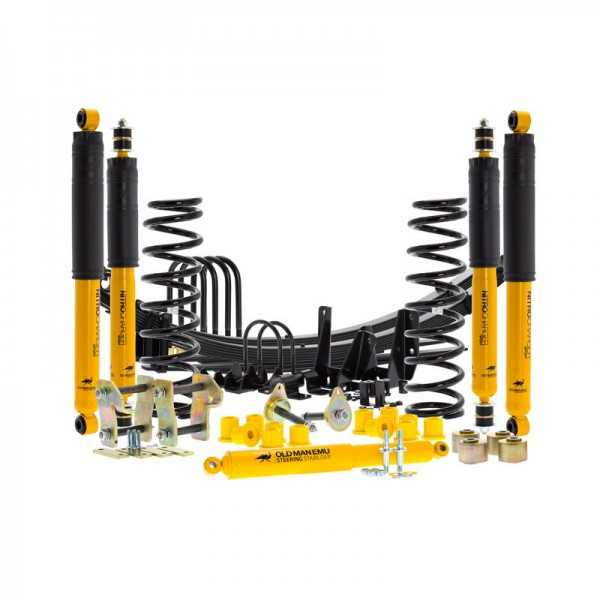 Kit suspension OME medium Toyota Hilux 2005-2015