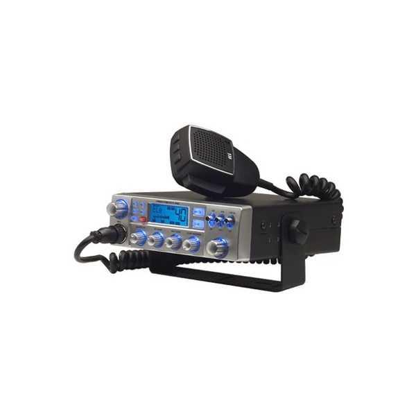 POSTE CB AM-FM TTI-TCB 880S Agréé CE et ROHS