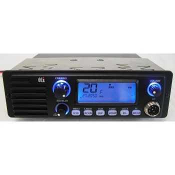 POSTE CB AM-FM TTI-TCB 1100 Agréé CE et ROHS