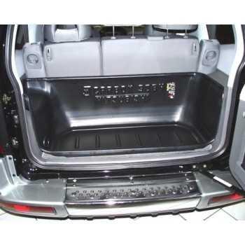 Protection de coffre Mitsubishi Pajero 05/00 à 01/07 3 portes