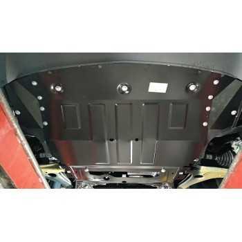 Blindage moteur aluminium Mercedes Sprinter 2018-