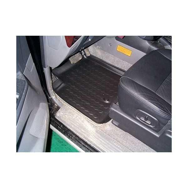 Tapis de pied avg Mitsubishi Pajero 05-00 à 01-07