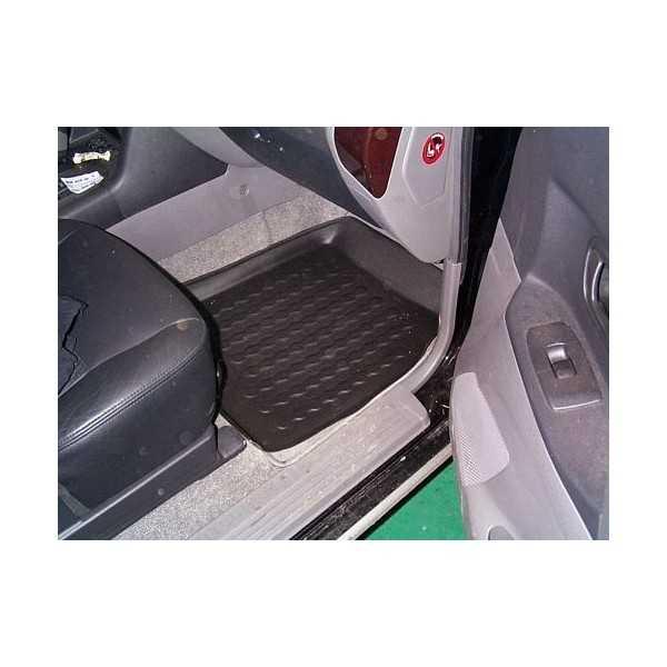 Tapis de pied avant droit Mitsubishi Pajero 05-2000 à 01-2007