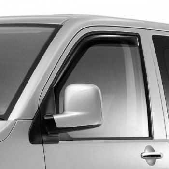 Déflecteur de porte avant Mitsubishi Pajero Sport 1997-2008