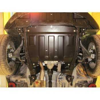 Blindage moteur acier Ssangyong Korando 2011-
