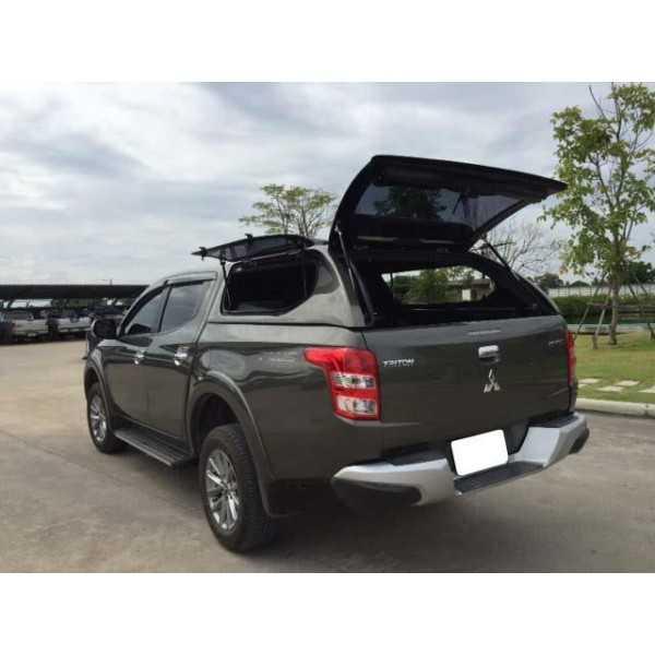 Hard top SLINE SV Mitsubishi L200 / Fiat Fullback 2016+ club cab