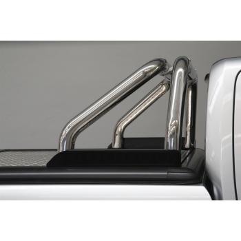 Arceau compatible avec tonneau cover aluminium Nissan Navara D40 2005-2015