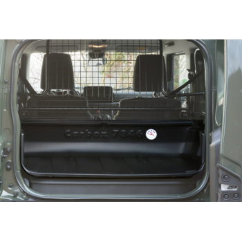Protection de coffre avec banquette Suzuki Jimny 10/2018+