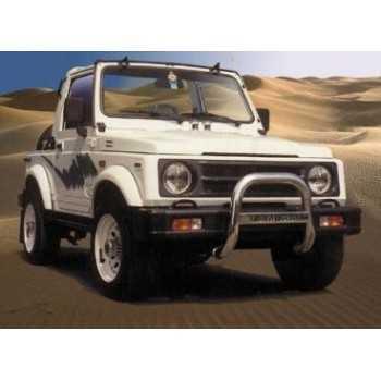 Medium bar inox 63 mm Suzuki Samourai 1986-2004