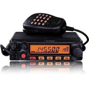 POSTE YAESU FT1900E EMETTEUR-RECEPTEUR MOBILE VHF 55W