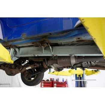 Traverse de châssis centrale avec support de tirant Jeep TJ 1997-2002