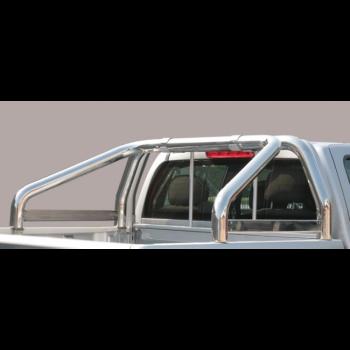 Arceau de benne 2 tubes Mitsubishi L200 2010-2015 Club Cab