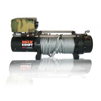 Treuil MAXKRAFT MK12000C 24 volts 5T443