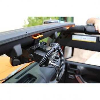 Support radio CB JEEP WRANGLER 2007-2018