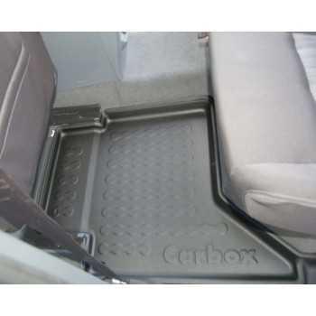 Tapis de pied arrière gauche Ford Ranger 03/2012+ 4 portes
