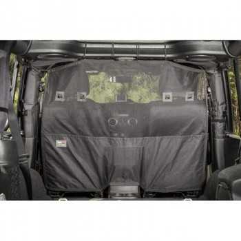 Cargo rideau de séparation Jeep Wrangler JK 2007-2018