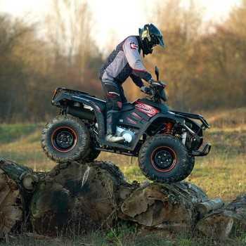 Quad HY500 T