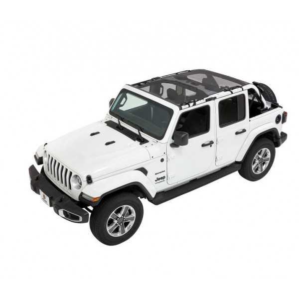 Bikini® Sunsafari Jeep Wrangler JL 2018+ 4 portes