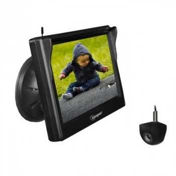 Kit caméra de recul sans fil avec écran 5 pouces
