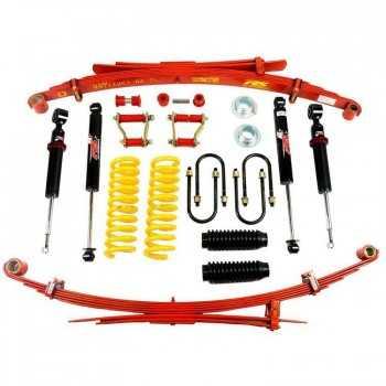Kit suspension 50 mm RED SPRINGS Ford Ranger 2019-