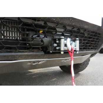 Platine de treuil Dacia Duster 2010+