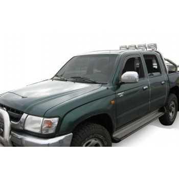 Déflecteur de porte Toyota Hilux 2005-2015 4 portes