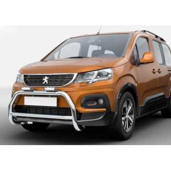 Medium bar inox Peugeot Rifter 2018-