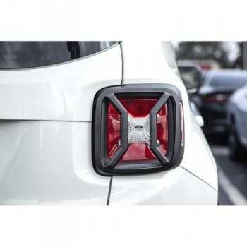 Grille de phare arrière noire Jeep Renegade 2015-2017