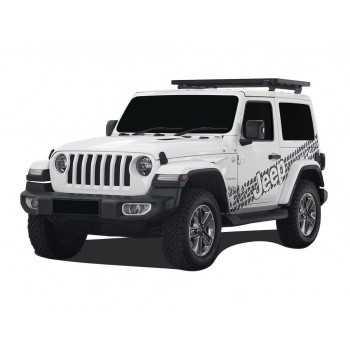 Demi galerie FRONT RUNNER Jeep Wrangler JL 2018- 2 portes