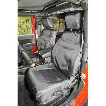 Jeu de housse de siège ELITE BALLISTIC Jeep Wrangler JK 4 portes 2011-2018