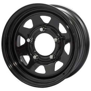 Jante acier 8 branches noire 7X16 Ford ranger 2012- Mazda B2500 Nissan navara D22