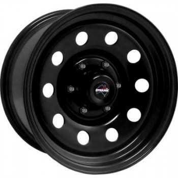 Jante acier dynamic noire 7X16 Ford Ranger 2007-2010 Mazda BT50 2006-2011