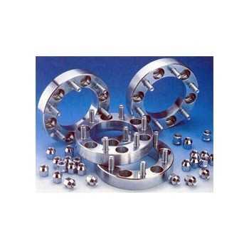 Elargisseur de voie acier 30 mm Toyota série 4-6-7-8-9-12-15 Hilux Runner - Isuzu -D-Max - Pajero K90 - L200 K74