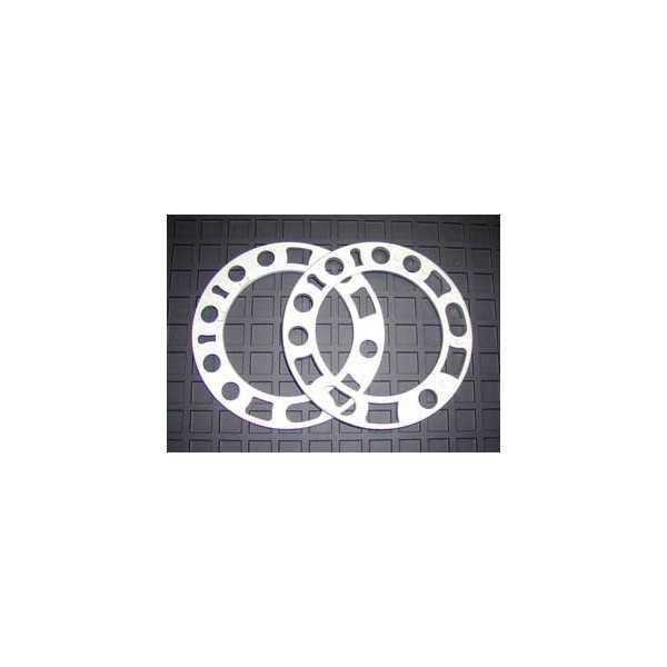 Elargisseur de voie 5 mm 5 et 6 Trous 139,7