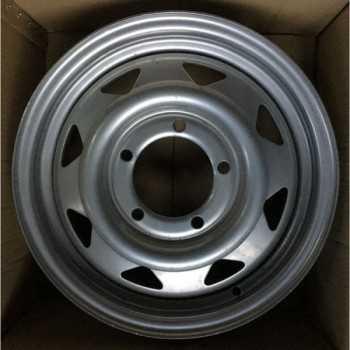 Jante acier grise 6x15 MANGELS Lada Niva