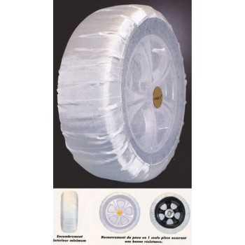 Chaine textile HTX 2000 215/60R15 215/55R16 225/50R16 205/50R17 225/45R17 235/45R17 225/40R18 235/40R18