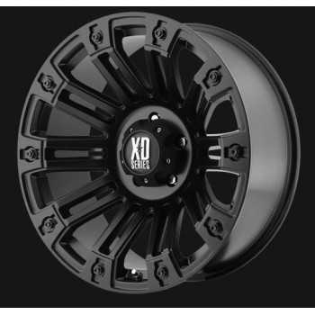 JANTE XD810 BRIGADE SATIN BLACK 9X20 FORD RANGER 2012-