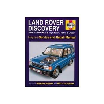 REVUE AUTOMOBILE HAYNES DISCOVERY (89-98)