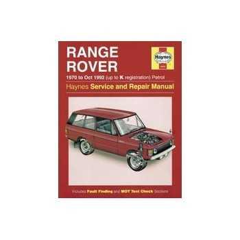 REVUE AUTOMOBILE HAYNES RANGE ROVER (70-92)
