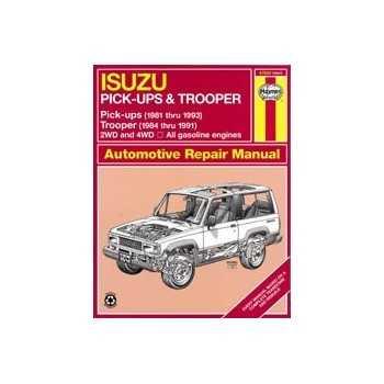 REVUE AUTOMOBILE HAYNES ISUZU TROOPER (81-93)