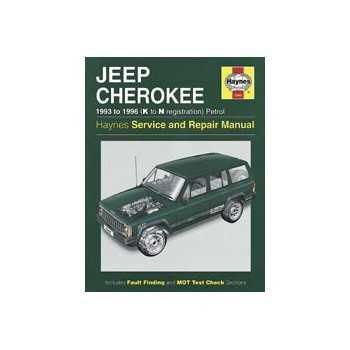 Revue automobile HAYNES JEEP CHEROKEE (93-96)
