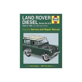 REVUE AUTOMOBILE HAYNES LAND ROVER SERIES IIA & III DIESEL (58-85)
