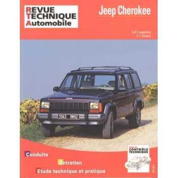 Revue technique Jeep Cherokee TD ET 4L 84-91