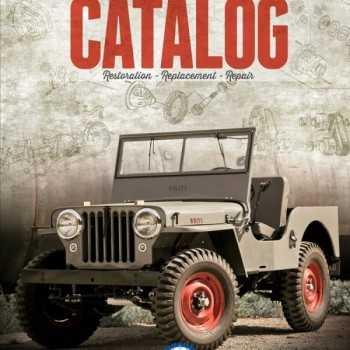 NOUVEAUX CATALOGUE US POUR LA JEEP DE 1941 à 2014