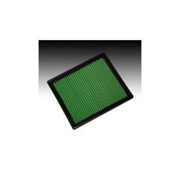 FILTRE A AIR GREEN NISSAN NAVARA D21-D22 92-2005 2,4L XTRAIL 01-