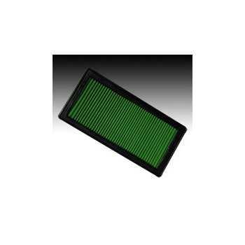 FILTRE A AIR GREEN VOLKSWAGEN TOUAREG 3.L2-3.6L-4.2L-6.0L-2.5L-3.0L-5.0L 2002-
