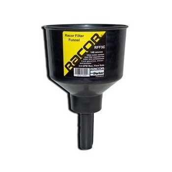 Entonnoir filtrant séparateur d'eau 13L-MIN 149 microns