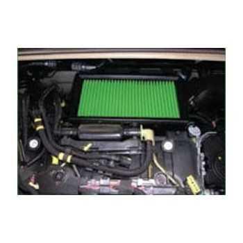 FILTRE A AIR GREEN  AUDI Q7 3.0L, 3.6L, 4.2L 2008
